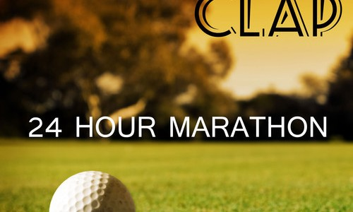 Golf Clap – 24 Hour Marathon Mix