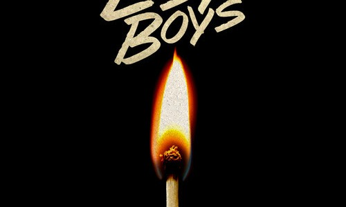 Them Lost Boys – Playing With Fire
