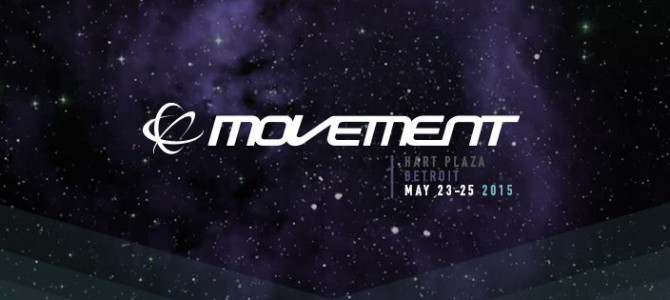 Movement 2015 Schedule