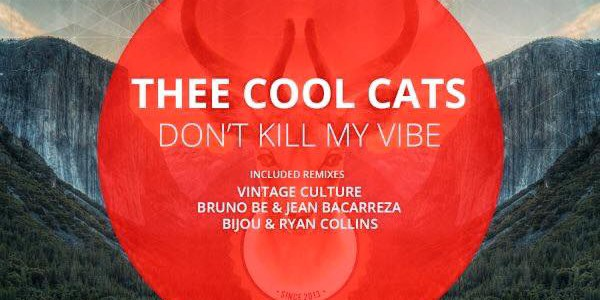 Thee Cool Cats – Don't Kill My Vibe (BIJOU & Ryan Collins Remix)