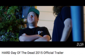 Hard Debuts Day of the Dead Video!