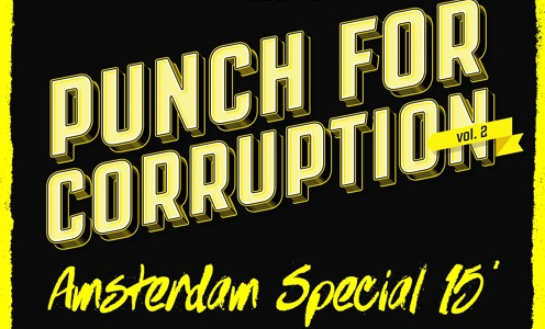 White Widow Records – Punch For Corruption Vol.2 ADE Compilation