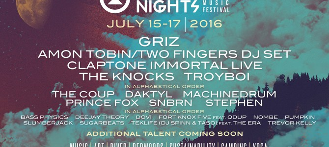 Northern Nights Music Festival Preview